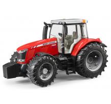 Tractor Bruder Massey Ferguson 7600