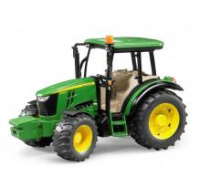 Tractor John Deere 5115M, Bruder