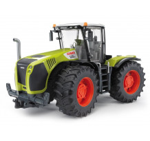 Tractor Claas Xerion 5000, Bruder 03015