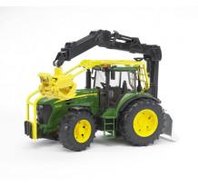Bruder 03053 tractor forestier John Deere 7930