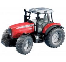 Tractor Bruder 02040,  Massey Ferguson 7480