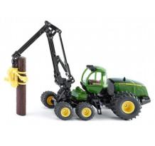 Tractor John Deere Harvester, Siku 1:50