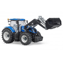 Tractor New Holland T7.315 cu incarcator frontal, Bruder 03121