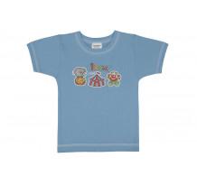Tricou copii cu gat rotund /PO18