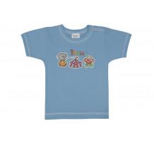 Tricou copilasi cu capsa simpla la urmar/PO19
