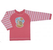 Tricou copilasi cu imprimeu melc /PO21