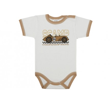 Body bebe cu capse simpla la umar /Basic