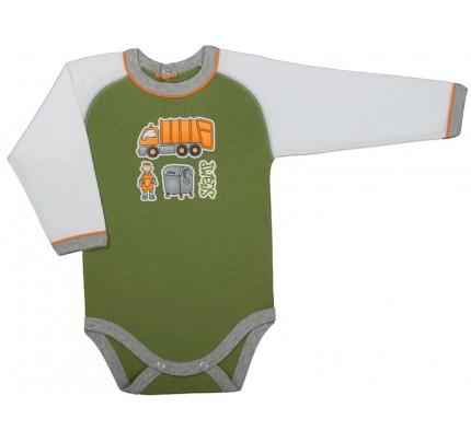 Body bebe cu maneca lunga /PO5