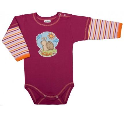 Body maneca lunga bebe /PO8