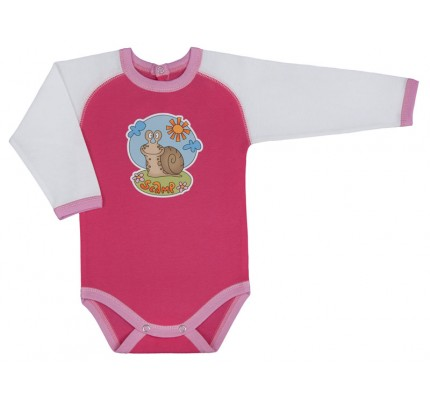 Body bebelusi cu maneca lunga /PO4