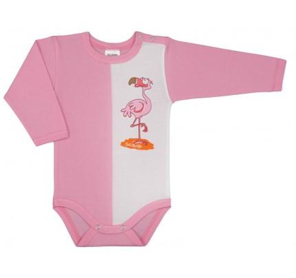 Body bebelusi cu maneca lunga pentru fete /PO6