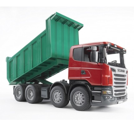 Camion Bruder Scania R cu bena basculanta