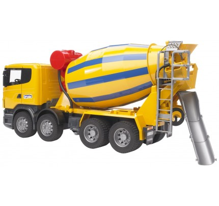 Camion betoniera Bruder, Scania R malaxor