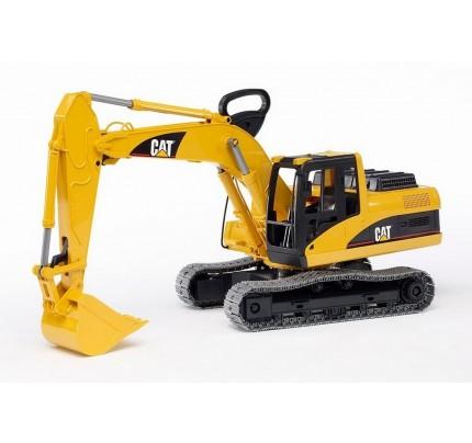 Excavator Caterpillar, Bruder