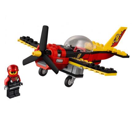 LEGO City, Avion de curse 60144