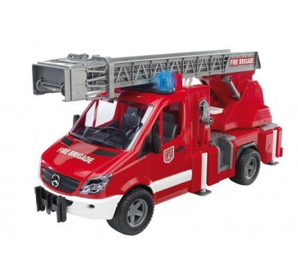 Masina de pompieri Mercedes Benz Sprinter, Bruder