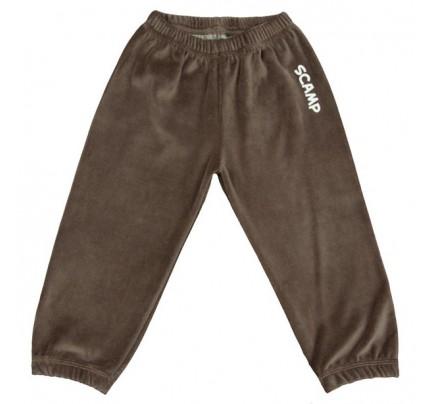 Pantalonasi din plus, maro