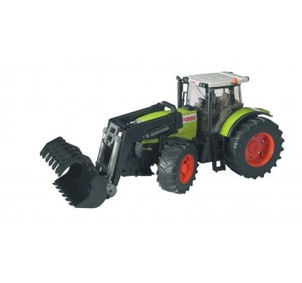 Tractor Bruder, Claas Atles 935 RZ cu incarcator frontal