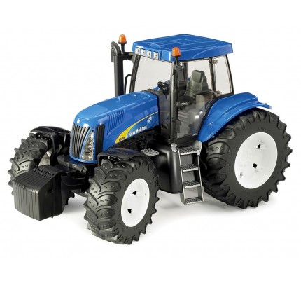 Tractor New Holland TG285, Bruder