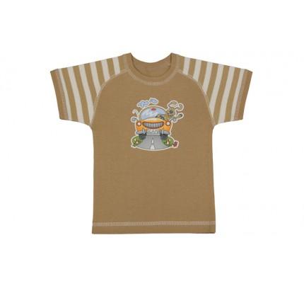 Tricou copii cu maneca scurta raglan/PO21