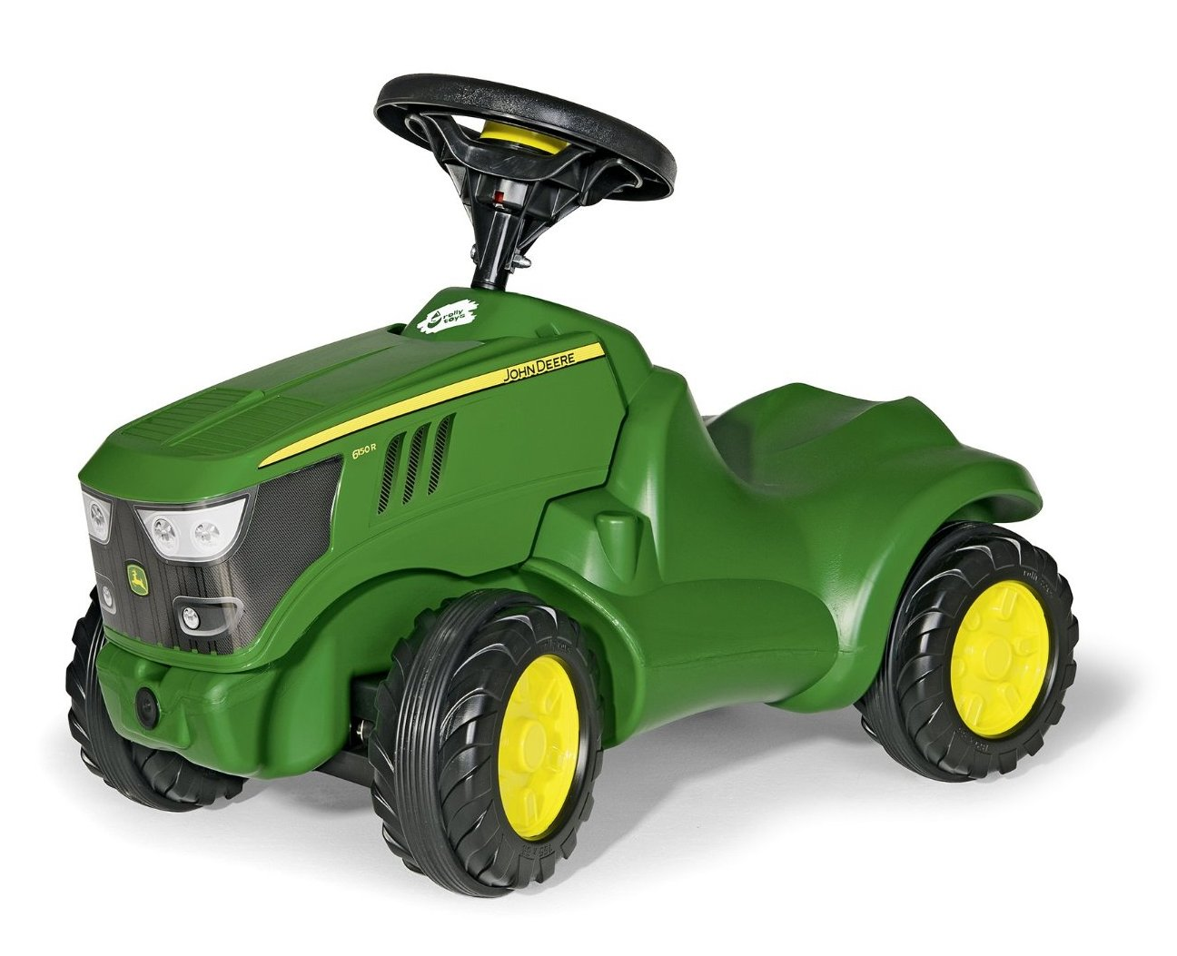 Masinuta fara pedale, John Deere 6150 R, Rolly Toys