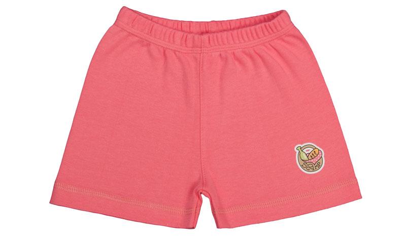 Pantaloni scurti pentru fete, roz