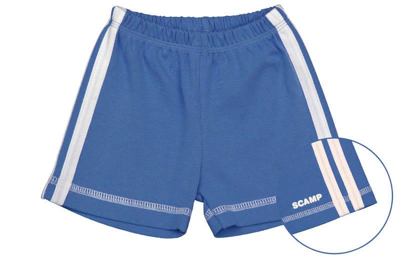 Pantaloni scurti copii / Albastru inchis
