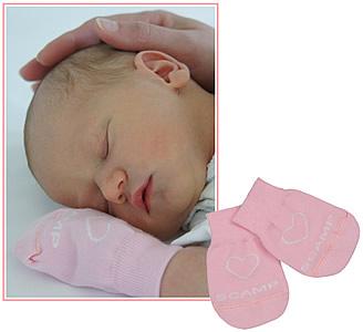 Manusile pentru bebelusi Scamp