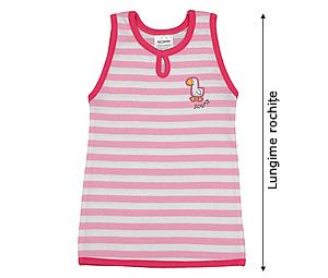 Tabelul de mărimi pentru rochiţe fete